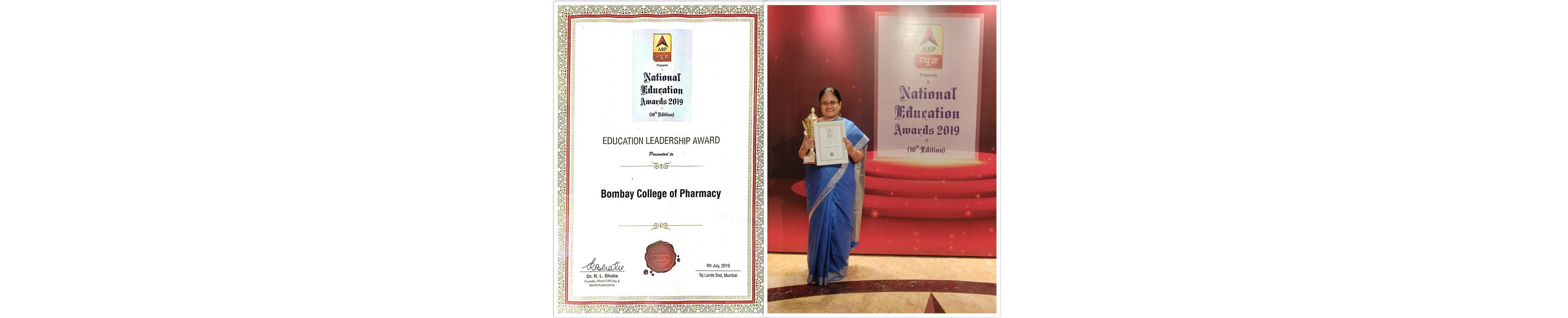 Bombay College of Pharmacy - India
